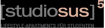 Logo studiosus 5 Lifestyle-Apartments für Studenten in Augsburg