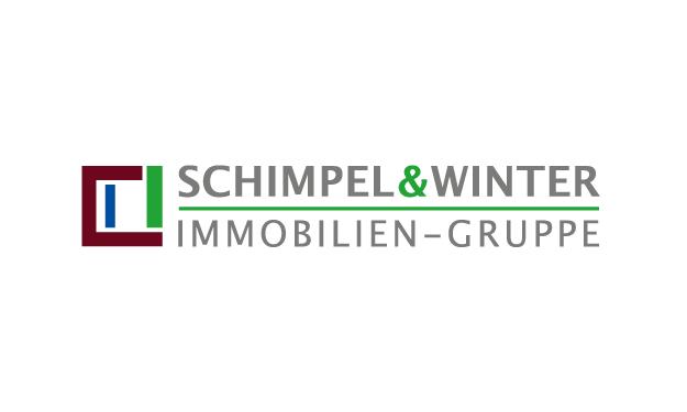 Logo der Schimpel & Winter Immobilien-Gruppe