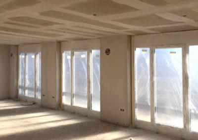 eingebaute Fenster